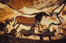 The cave of Lascaux.