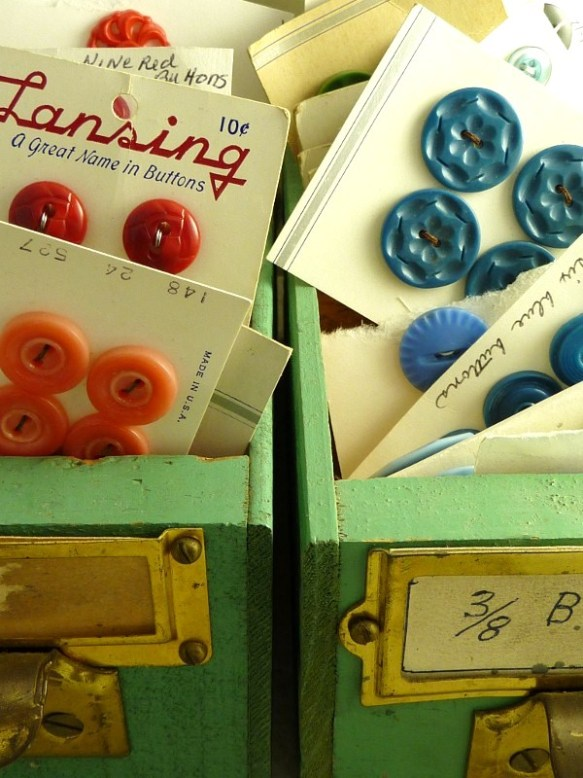 Buttons?  Yeah, I got buttons.
