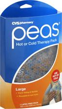 I took Quinn's 'add a few peas' suggestion literally.